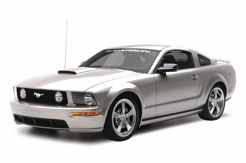Billy Craft Honda >> Ford Mustang 3dCarbon Shaker Style Hood Scoop - 691268