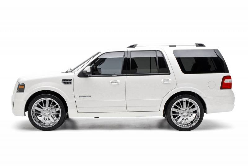 Billy Craft Honda >> Ford Expedition 3dCarbon Body Kit - 3PC - 691557