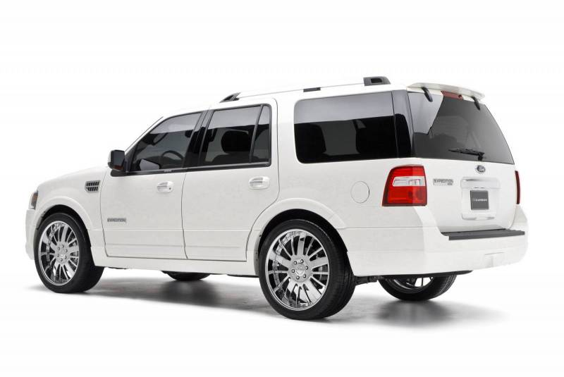 ford expedition dcarbon body kit pc