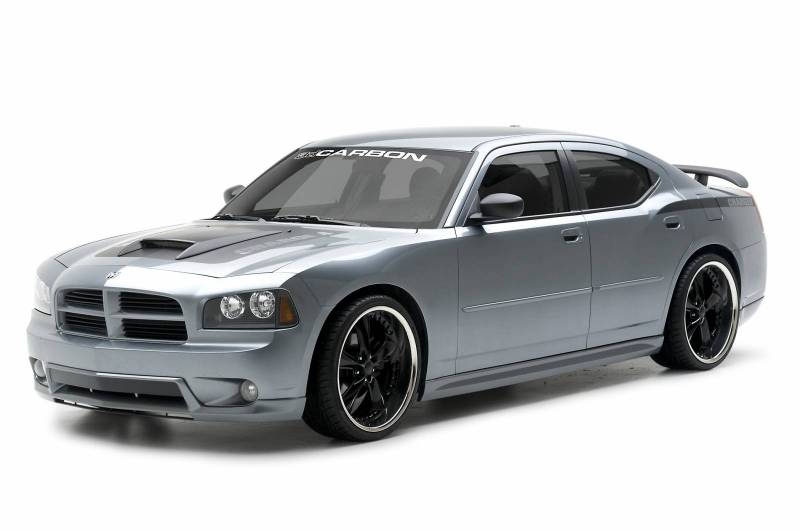 Dodge Charger 3dcarbon Body Kit 4pc 691559