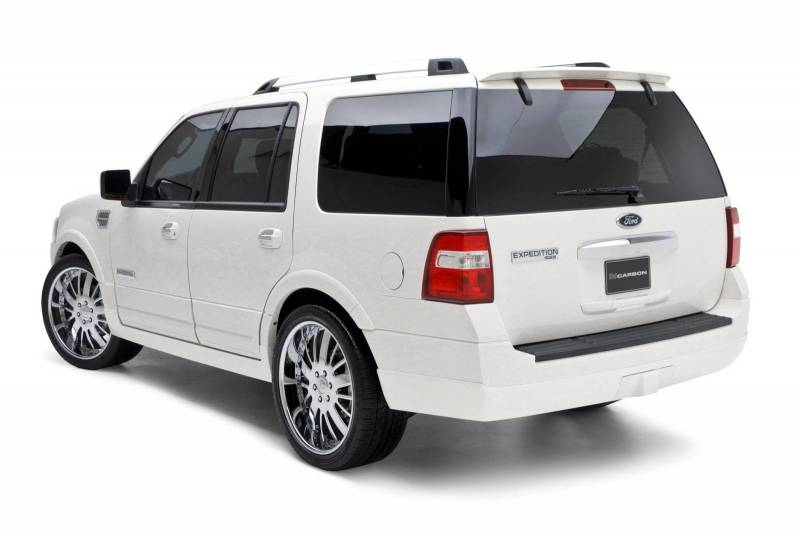 Billy Craft Honda >> Ford Expedition 3dCarbon Rear Hatch Spoiler - 691561