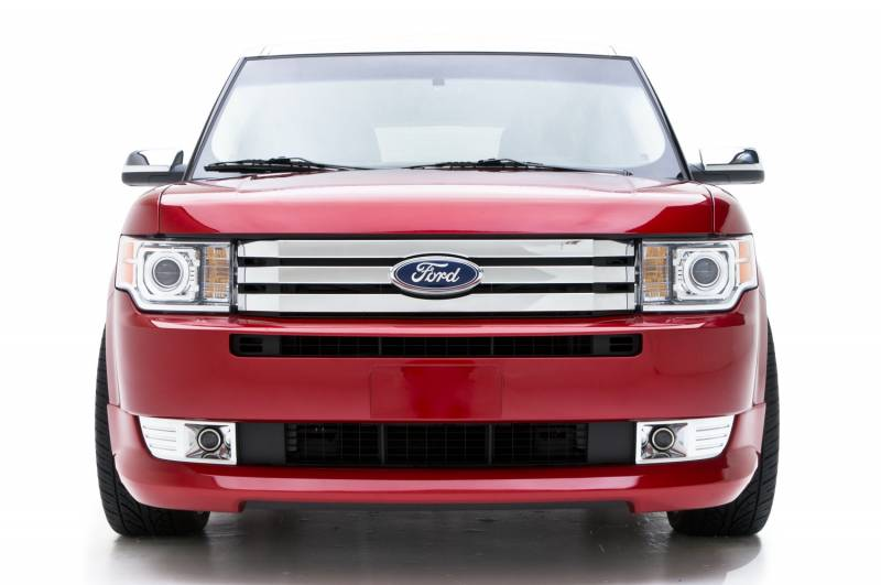 Billy Craft Honda >> Ford Flex 3dCarbon Front Air Dam - 691568