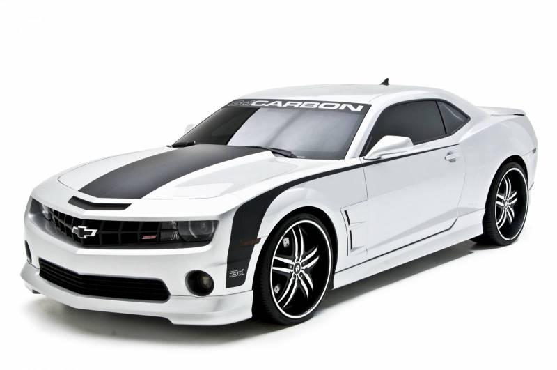 Billy Craft Honda >> Chevrolet Camaro 3dCarbon Body Kit - 4PC - 691808