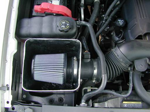 chevrolet tahoe apm air intake box with filter 821260. Black Bedroom Furniture Sets. Home Design Ideas