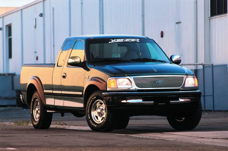 2000 Ford Edge >> Ford F150 Xenon Fender Flare Kit - 8320