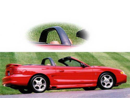 Ford mustang cdc light bar cdc ford mustang cdc light bar aloadofball Images