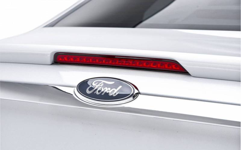 Billy Craft Honda >> Ford Fusion 3dCarbon Deck Lid Spoiler with LED Light - 691208L
