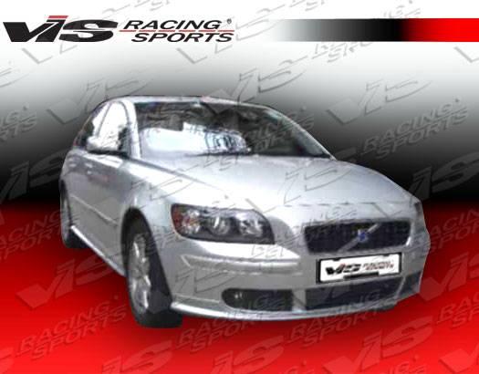 Volvo S40 Vis Racing Euro Tech Front Lip 05vvs404det 011