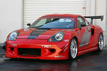 Toyota Mrs Apr Wide Body Aero Kit Ab 303000