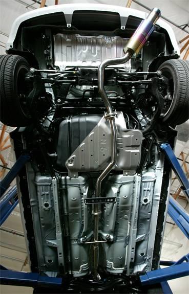 Honda Accord 2007 >> Scion tC Agency Power Catback Exhaust - AP-SCTC-170