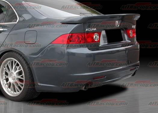 Shop For Acura TSX Rear Bumper On Bodykitscom - 2006 acura tsx bumper
