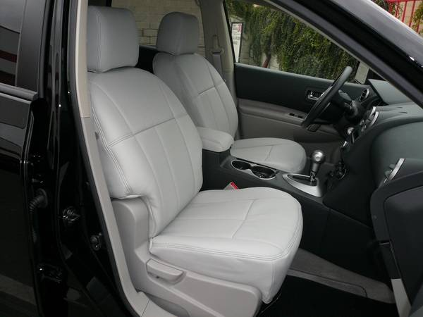Clazzio   Nissan Rogue Clazzio Seat Covers. Additional Images. Was: $370.99