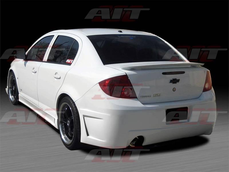 Chevrolet Cobalt 4dr Ait Racing Zen Style Rear Bumper