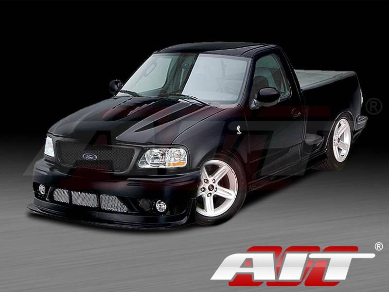 ford f150 ait racing cobra r style front bumper f1597hicbrfb. Black Bedroom Furniture Sets. Home Design Ideas