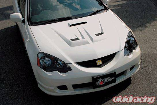Acura RSX Chargespeed Vented Hood - Acura rsx hood