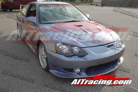 Honda Civic Ait Racing Rsx Style Front End Conversion