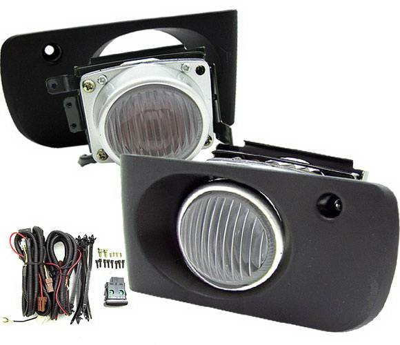 Acura Integra 4 Car Option Fog Light Kit