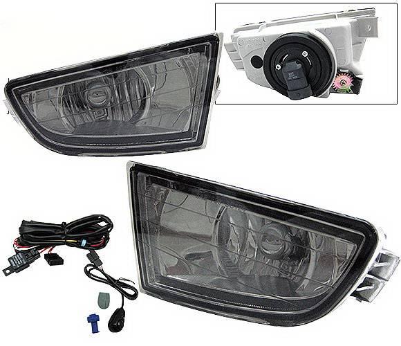 Acura MDX 4 Car Option Fog Light Kit
