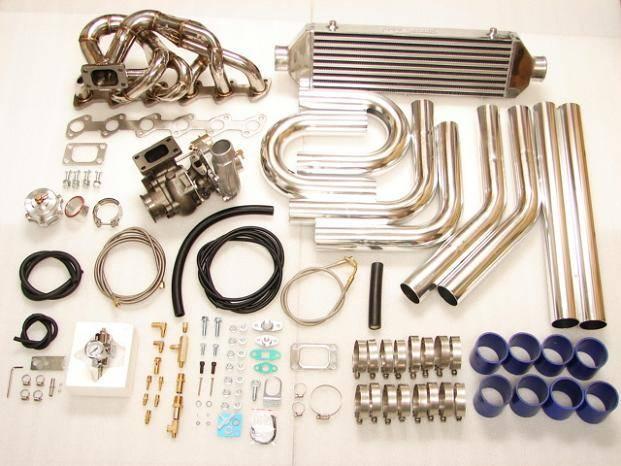 Bmw 84 91 E30 M20 Turbo Kit