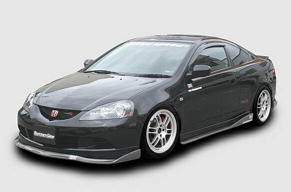Street Legal Race Cars For Sale >> Acura RSX Chargespeed Kouki Bottom Line Front Lip
