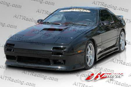 Mazda RX7 AIT Racing D1 Style Front Bumper - M787HID1SFB