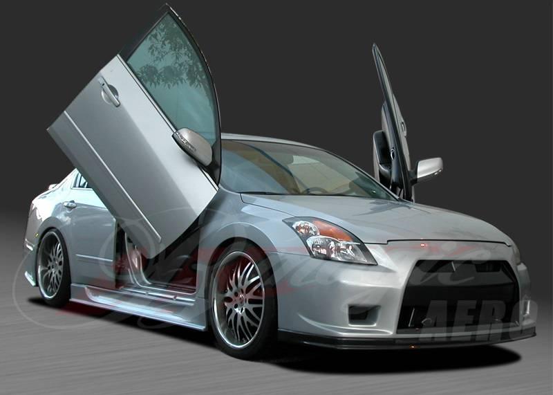 Nissan Altima Ait Racing Gt R Concept Style Front Bumper