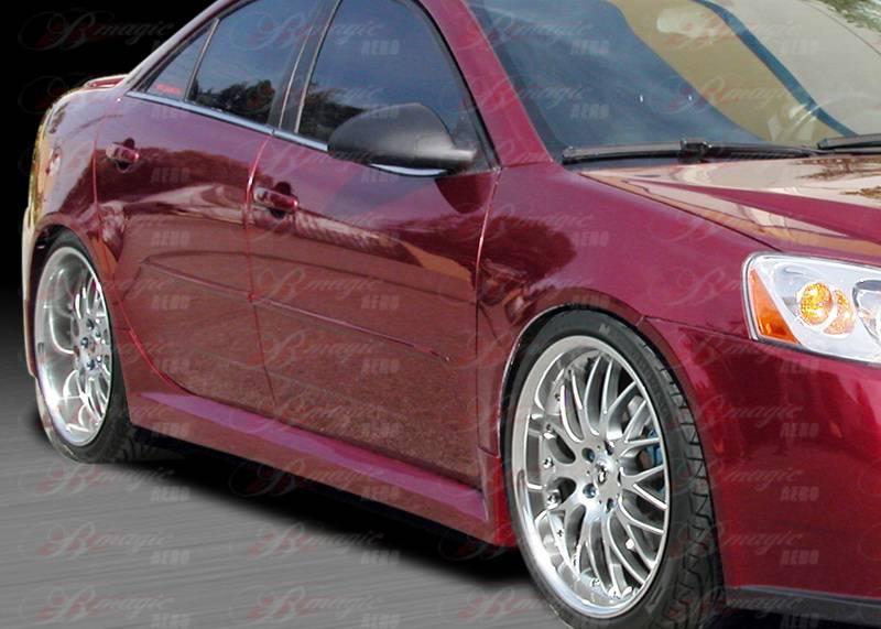 Pontiac G6 Ait Racing Concept Style Body Kit Pg605bmcptck