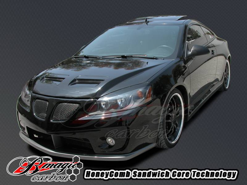 Pontiac G6 Ait Racing Type Cpt Carbon Hood Pg605bmgxpcfh