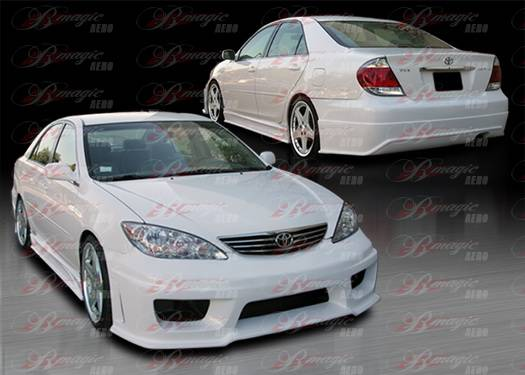 Toyota Camry Ait Racing Wondrous Style B Magic Complete