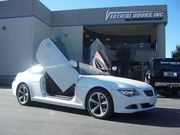 Vertical Doors Inc - BMW 6 Series Vertical Doors Inc Vertical Lambo Door Kit - VDCB60310 & BMW 6 Series Vertical Doors Inc Vertical Lambo Door Kit - VDCB60310