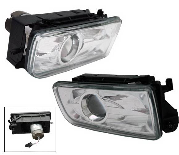 Bmw 3 Series 4caroption Projector Fog Lights