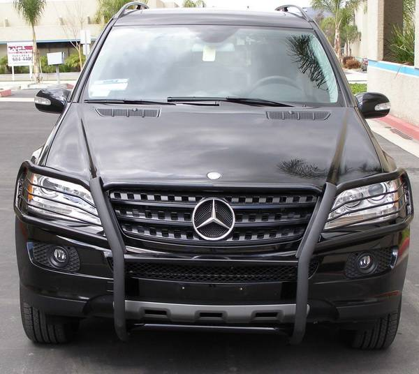 Mercedes-Benz ML Aries Grille Guard
