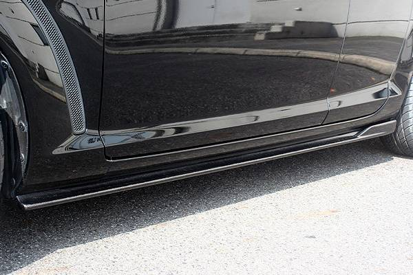 mazda rx 8 chargespeed bottom line side skirts