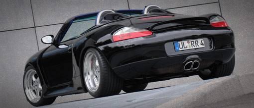 Porsche Boxster Widebody Kit