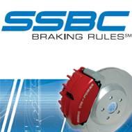 SSBC Drum to Disc Brake Conversion Kit for Dana 44 Axles