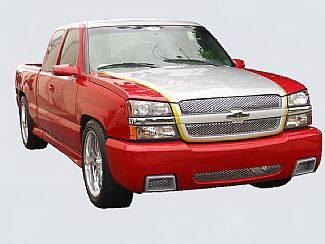 Chevrolet Silverado Street Scene Generation 1 Bumper Cover