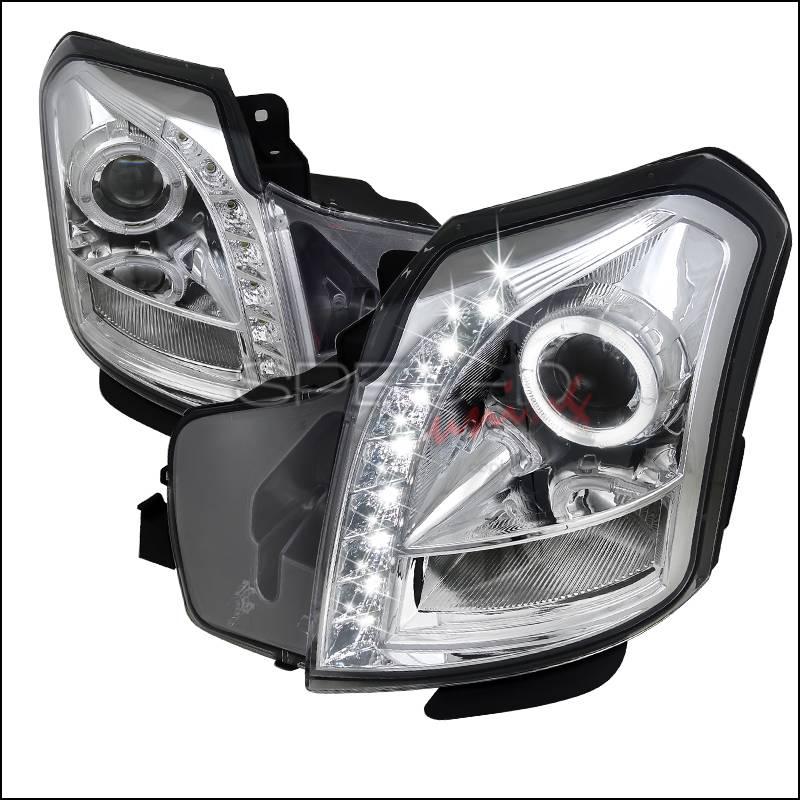 Cadillac Cts Spec-d Halo Projector Headlights
