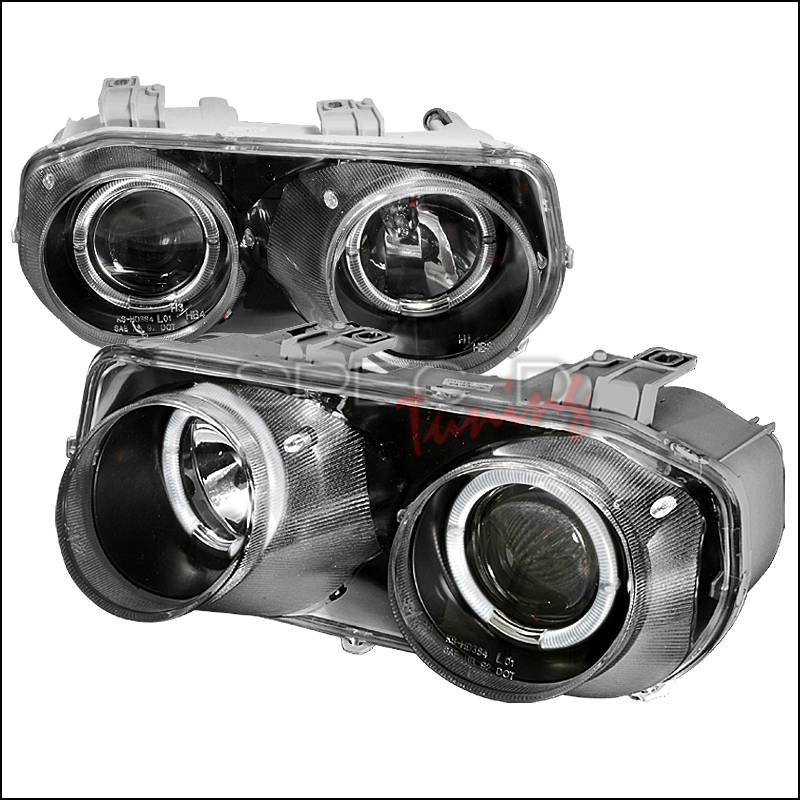 Acura Integra Spec-D Halo Projector Headlights