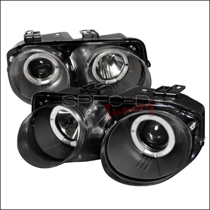 Acura Integra Spec-D Dual Halo Projector Headlights