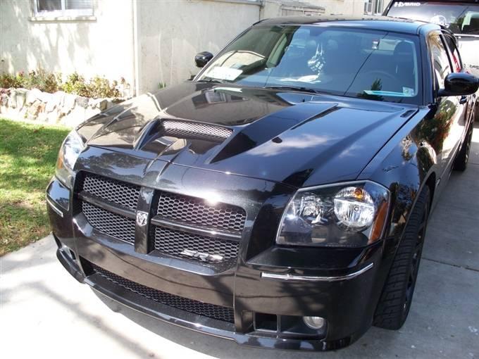 Dodge Magnum Trufiber Srt 8 Hood Tf20220 A23