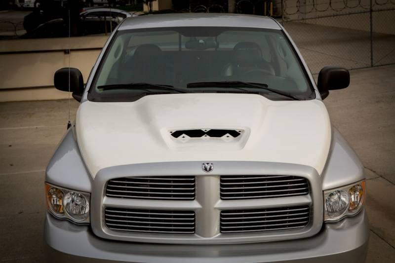 2002 Dodge Ram 1500 Accessories >> Dodge Ram TruFiber SRT Look Hood TF20420-A64