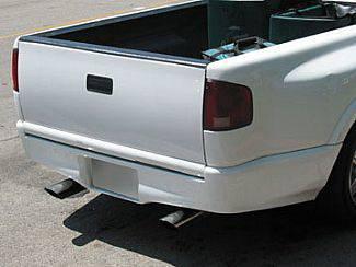Chevrolet S10 Street Scene Step Shaver Roll Pan Urethane