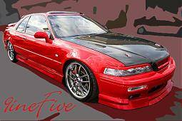Shop For Acura Legend Dr Body Kits And Car Parts On Bodykitscom - Acura legend body kit