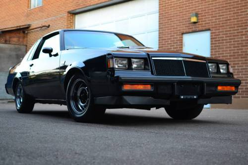 Buick - Grand National