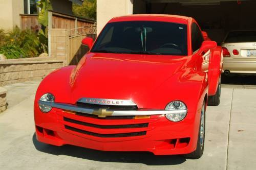Shop For Chevrolet Ssr Body Kits And Car Parts On Bodykits Com