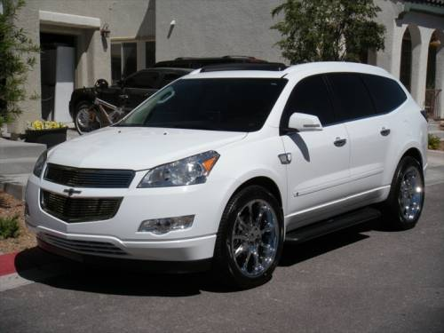 Shop for Chevrolet Traverse Body Kits and Car Parts on ...