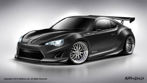 Scion - FRS