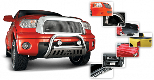 Focus 4Dr - SUV Truck Accessories