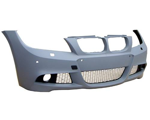 Accord 2Dr - Front Bumper