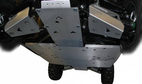 Land Cruiser - Skid Plates